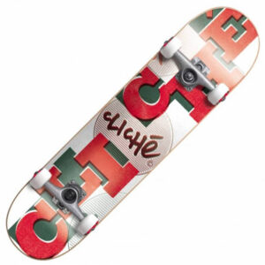 Τροχοσανίδα Cliche Uppercase Complete 7.7 ίντσες