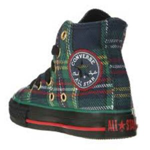 ΠΑΠΟΥΤΣΙΑ CONVERSE 300611 HI RED-GREEN-NAVY