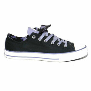 ΠΑΠΟΥΤΣΙΑ CONVERSE 617674 DOUBLE TONGUE BLACK-PURPLE