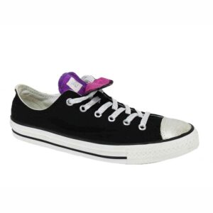 ΠΑΠΟΥΤΣΙΑ CONVERSE 617675 DOUBLE TONGUE BLACK-RASP