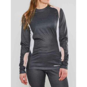 Ισοθερμικό Σετ Craft Baselayer W Black/Pink