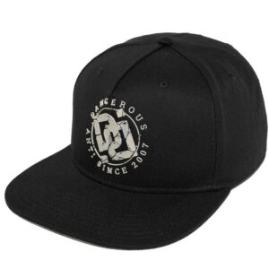 Καπέλο Dangerous DoubleD Snapback Cap Black