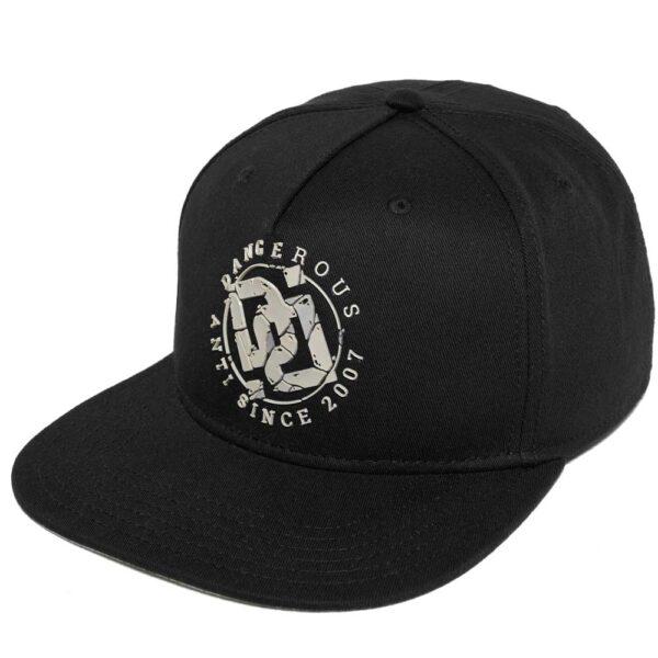 Καπέλο Dangerous DoubleD Snapback Cap Black
