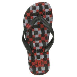 ΣΑΓΙΟΝΑΡΕΣ DC PONTO SANDAL BLACK/MRS RED