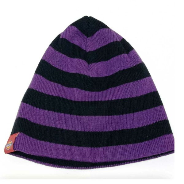 Dickies Beanie Yankton Purple-Black