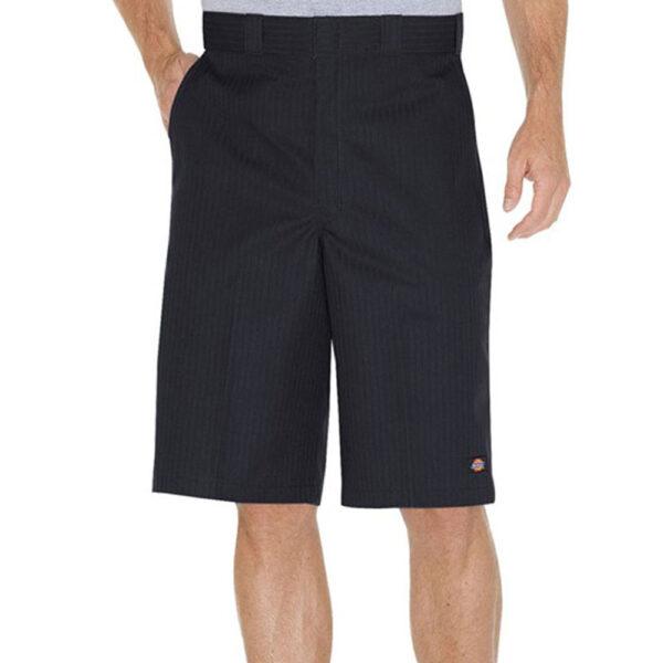 Βερμούδα Dickies 13'' Twill Stripe Work Short Black