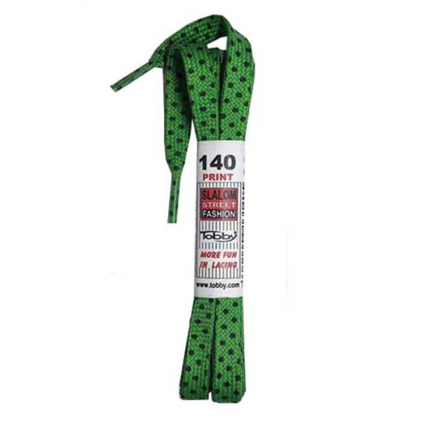 dots-green-tobby-shoes-laces
