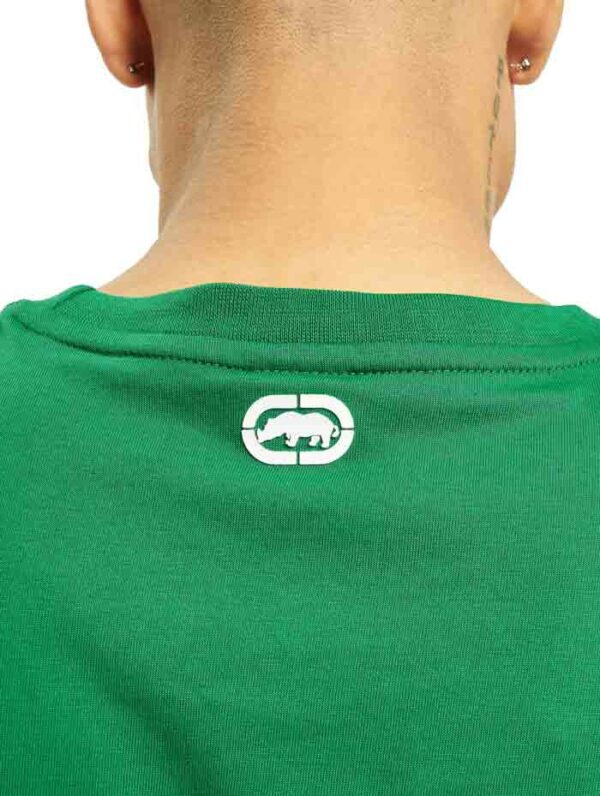 T-Shirt Ecko Unltd 2 Face Green