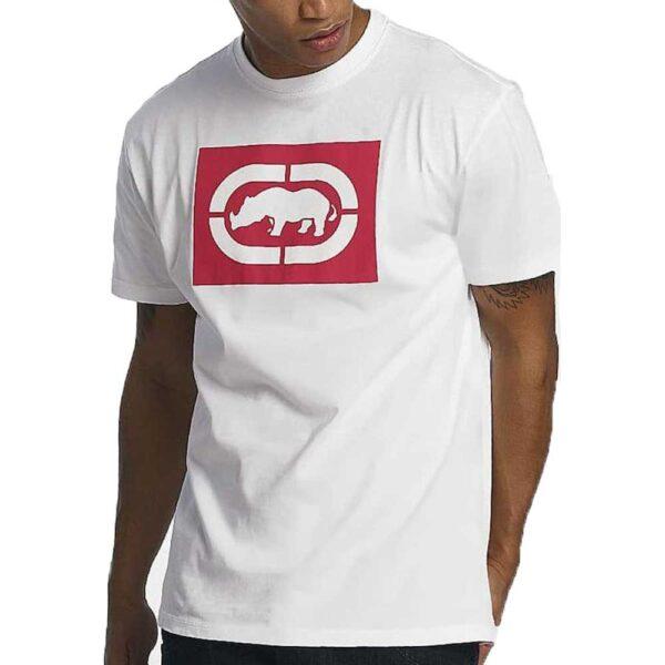 T-Shirt Ecko Unltd Base White