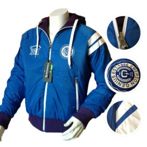 EMERSON JACKET MR1208 PUR/BLU
