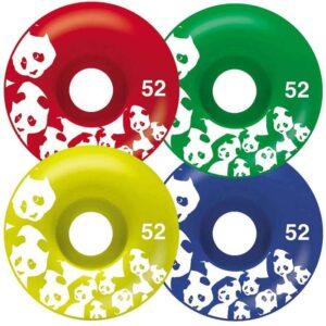 Ροδάκια Enjoy Specrtum Pack Wheel Multi 52χιλ.