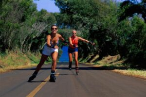 fitness-and-rollerblading