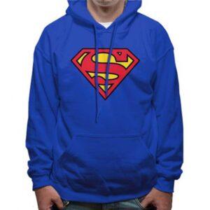 ΦΟΥΤΕΡ SUPERMAN MENS ΚΟΥΚΟΥΛΑ BLUE
