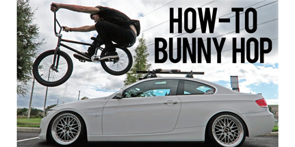 You are currently viewing How to Bunny Hop