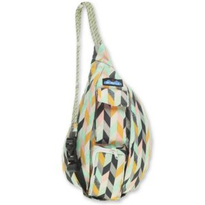 Τσάντα πλάτης KAVU Mini Rope Sling Chevron Scetch