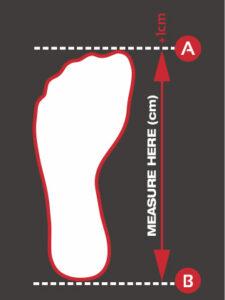 measuring-feet