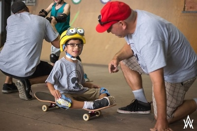 You are currently viewing Healing Hearts through SKATEBOARDING !!!