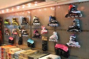 Η μεγαλύτερη ποικιλία σε inline skates στην Θεσσαλονίκη στο κατάστημα SLALOM STREET FASHION