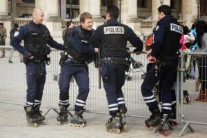 Η Αστυνομία πάνω σε ρόδες !!!