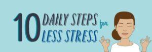 Read more about the article 10 Συμβουλές για μια πιο ήρεμη ζωή!