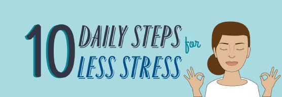 10 Συμβουλές για μια πιο ήρεμη ζωή!