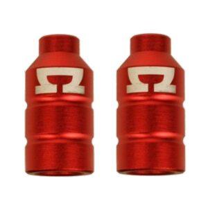 Πατάκια διπλά με 3 βίδες κόκκινα