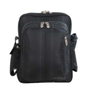 POLO SHOULDER BAG REBEL 907135 LARGE BLACK