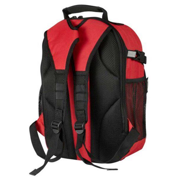 Τσάντα πλάτης Powerslide Fitness Bag red