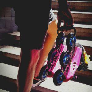 Powerslide Skatecarry