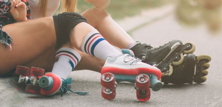 Quads vs Inline Skates