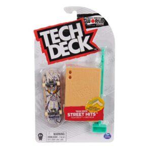 Μινιατούρα τροχοσανίδα Tech Deck με ράμπα Creature