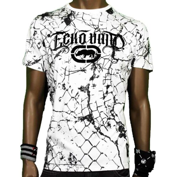 slalom-shop-t-shirt-ecko-cage-fight
