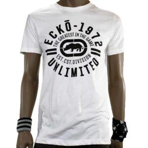 T-SHIRT ECKO RHINO SWOOP 90605 white