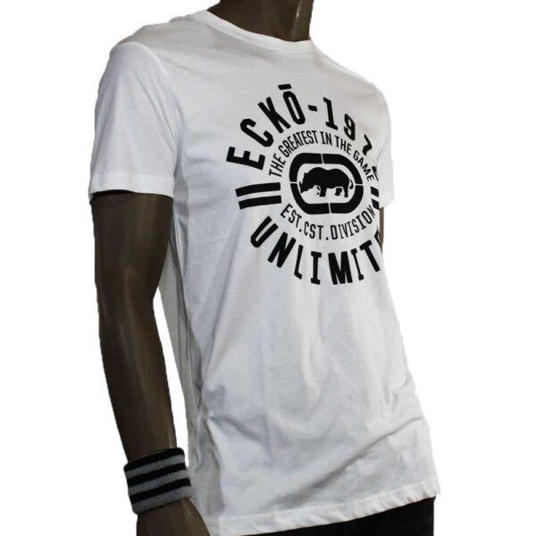 slalom-shop-t-shirt-ecko-rhino-swoop-white
