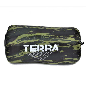 Sleeping Bag TERRA 150 Army
