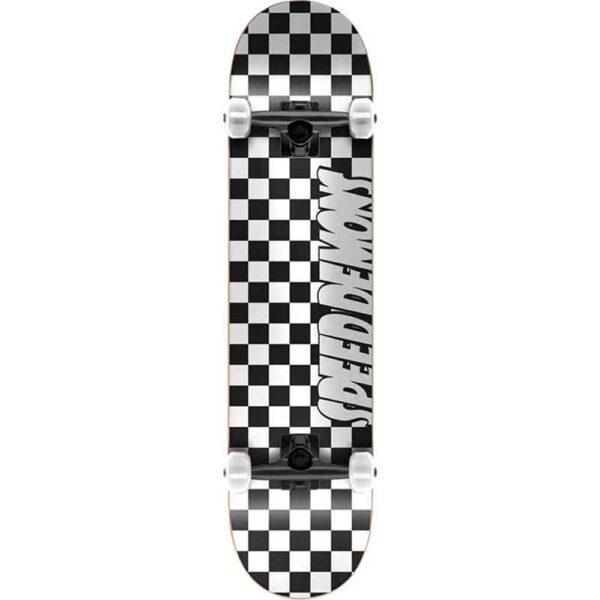 speed-demons-checkers-black-white-complete-skateboard-