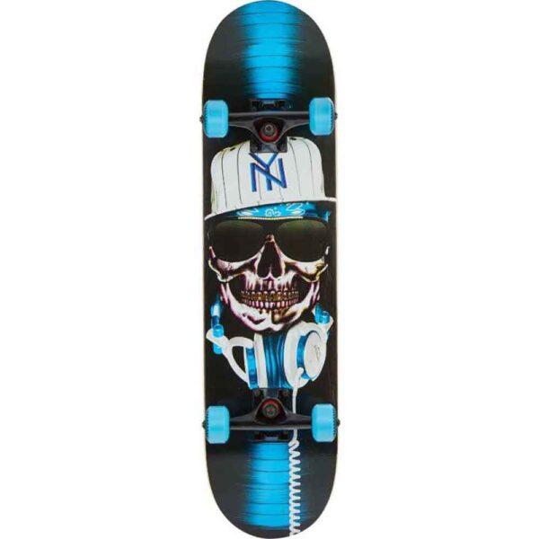 Τροχοσανίδα Speed Demons Comp. Krook Blue 8''