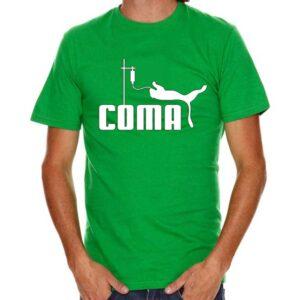 T-Shirt Coma KellyGreen