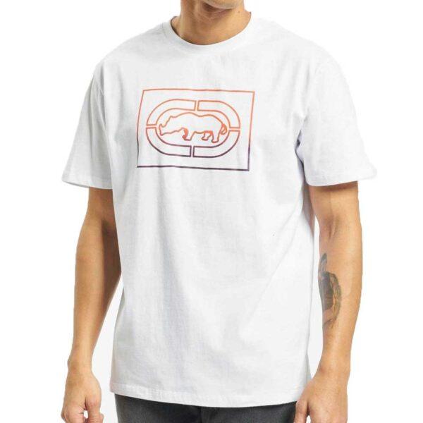 T-Shirt Ecko Unltd Luray White