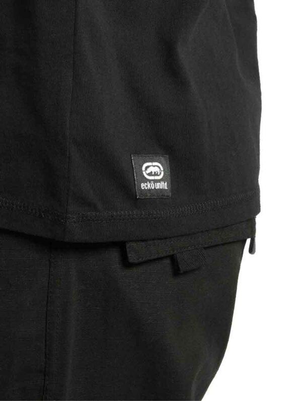 T-Shirt Ecko Unltd Perth Black