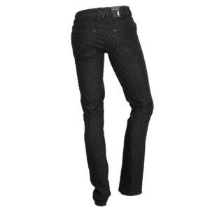 Vans Γυναικείο Παντελόνι Printed Check Black
