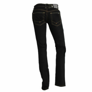 Vans Γυναικείο Παντελόνι Skinny Black