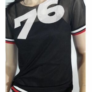 T-shirt Zembla Lora Black