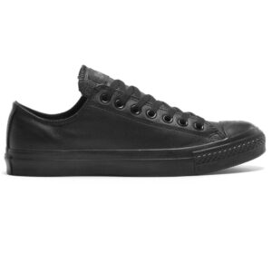CONVERSE ALL STAR 1T865 LEATHER BLACK MONO