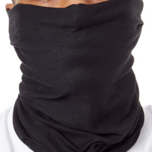 Neckwarmer Atlantis Freedom Black