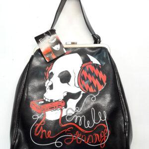 Handbag Emily the Strange Cassette Skull