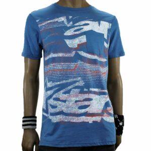T-Shirt Alpinestars Midday Premium Navy
