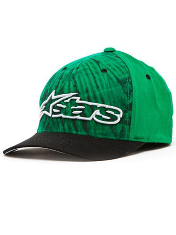 ΚΑΠΕΛΟ ALPINESTARS APPROACH CAP GREEN