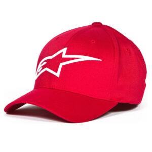 ΚΑΠΕΛΟ ALPINESTARS LOGO CAP  RED