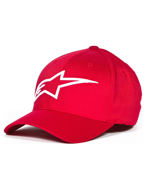 ΚΑΠΕΛΟ ALPINESTARS LOGO CAP RED